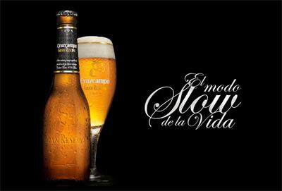 Cruzcampo cerveza campaña el modo slow de la vida