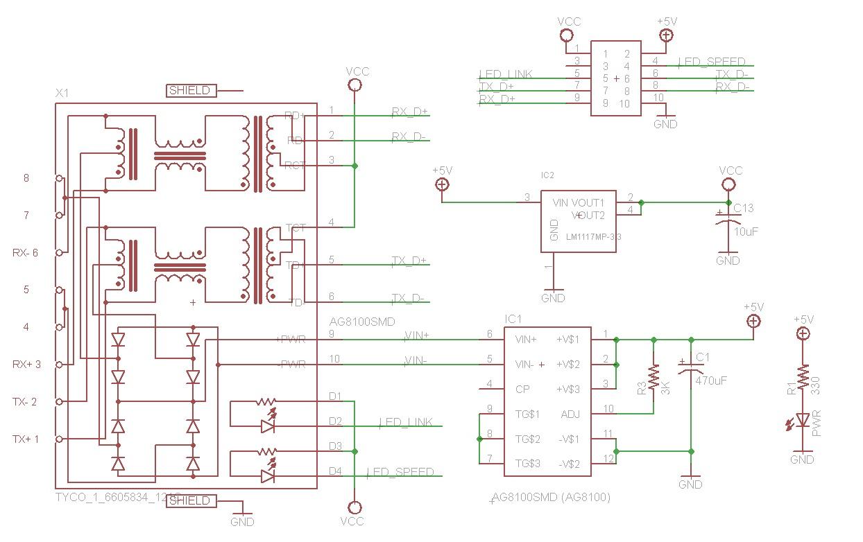 gadgeteer poe module schematic take a