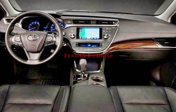 2015 Toyota Avensis Wagon Specs and Price