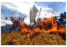 Ritual Daerah Bakar Tongkak