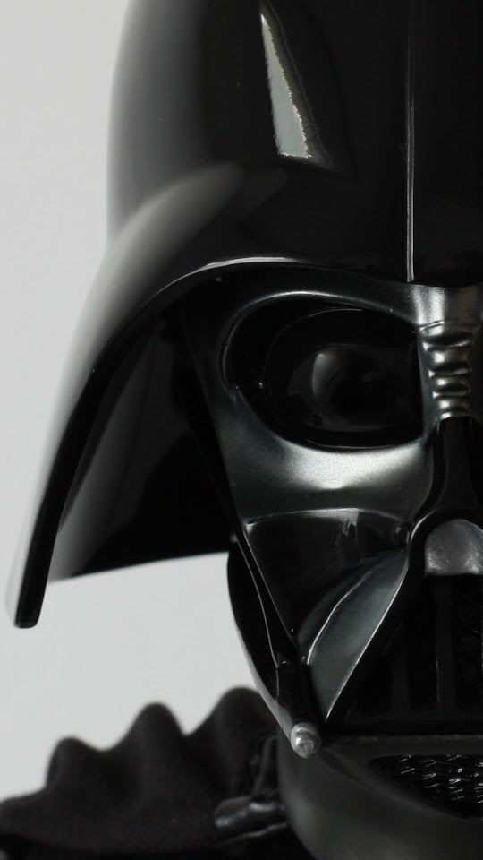 Darth Vader Helmet Close-up  Galaxy Note HD Wallpaper