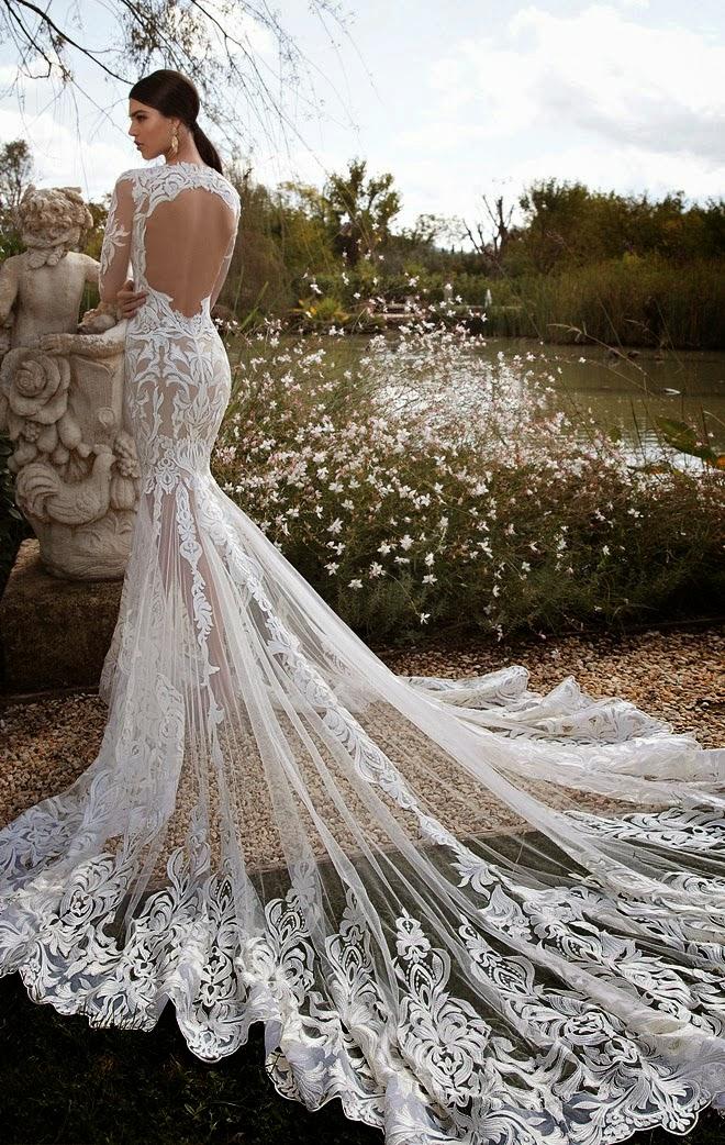 les belles robes de mari e de berta collection 2015