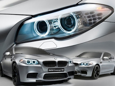 Sport   on 2011 Bmw Sports Cars Sedan M5 Concept   Sport Cars And The Concept