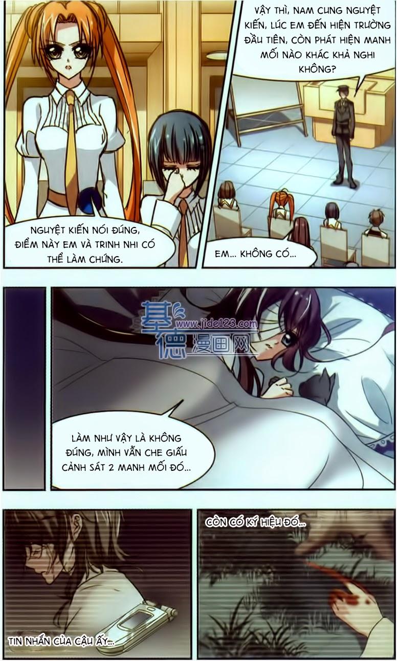Huyết Tộc Cấm Vực chap 18 page 4 - IZTruyenTranh.com