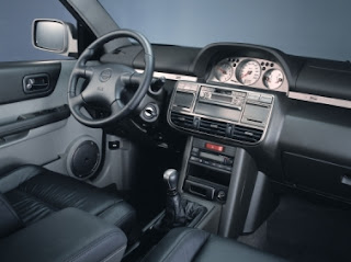 Nissan 2012 New X-Trail interior wallpapers