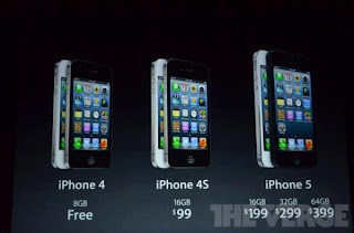 سعر آيفون 5 iPhone 5 Prices
