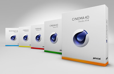 Cinema 4D R14 stdio