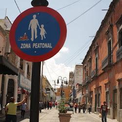 Calle en Acambaro Guanajuato