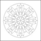 Coloring Mandalas