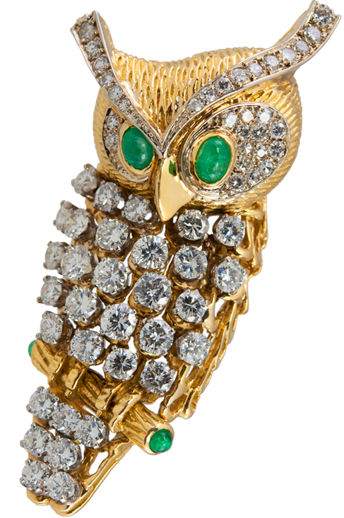 High Life Living Luxury Birds by Cartier