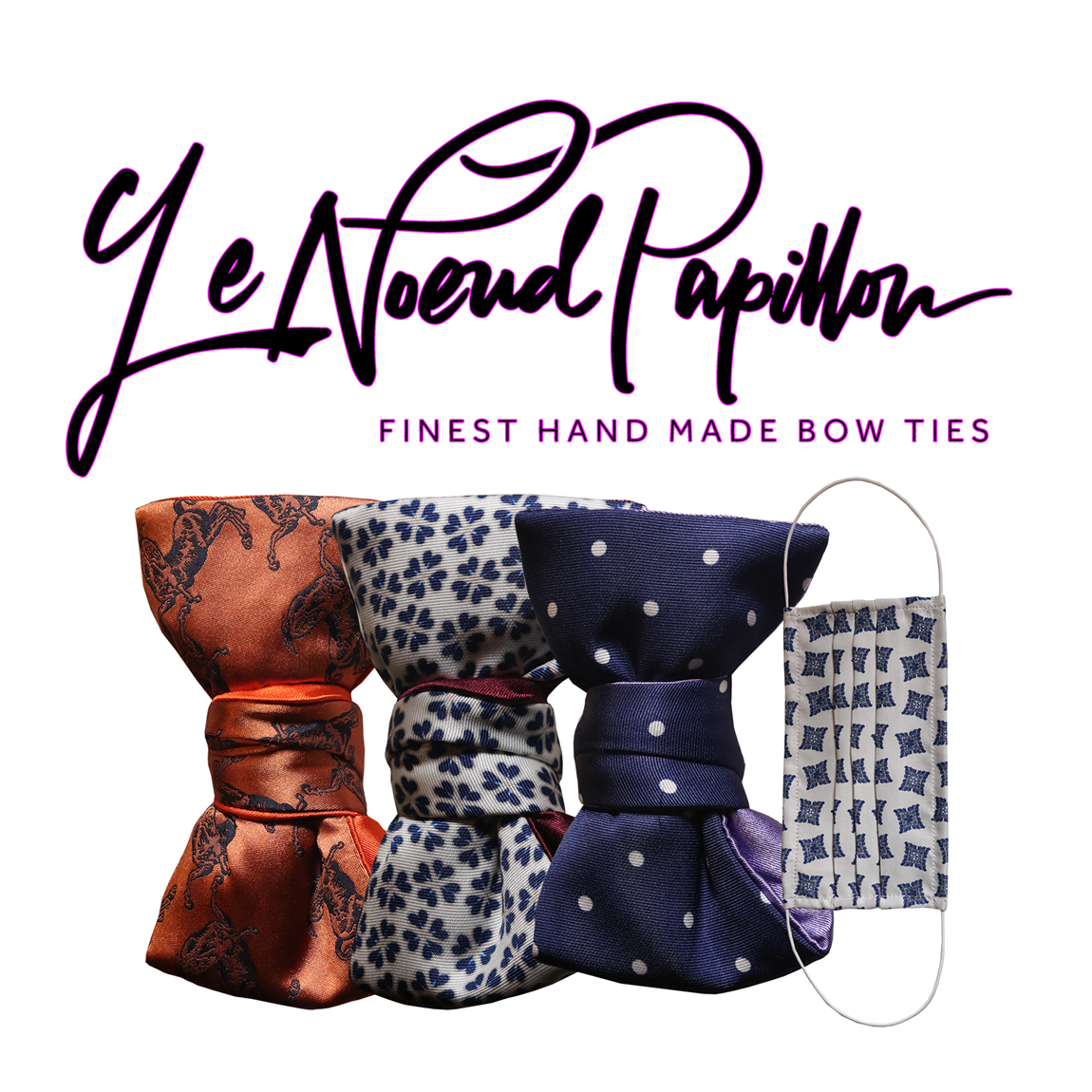 Le Noeud Papillon Of Sydney - For Lovers Of Bow Ties