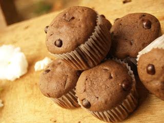 resep muffin irit telur, muffin coklat lezat, resep mudah bikin muffin, cake,muffin