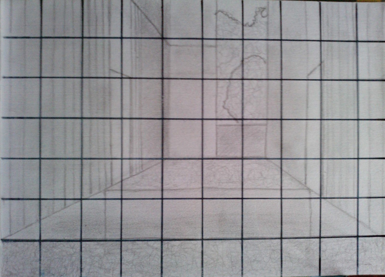 RICH ART: Dibujo con acetato