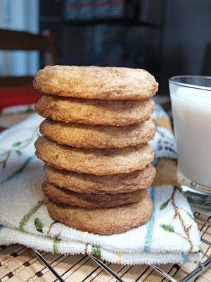 Cook~Love~Craft: The Best Snickerdoodle Cookies