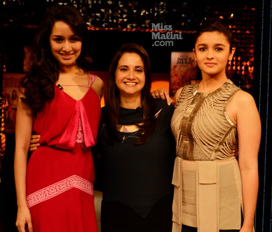 Shraddha-Kapoor-Anupama-Chopra-and-Alia-Bhatt-on-The-Front-Row jpgShraddha Kapoor And Alia Bhatt