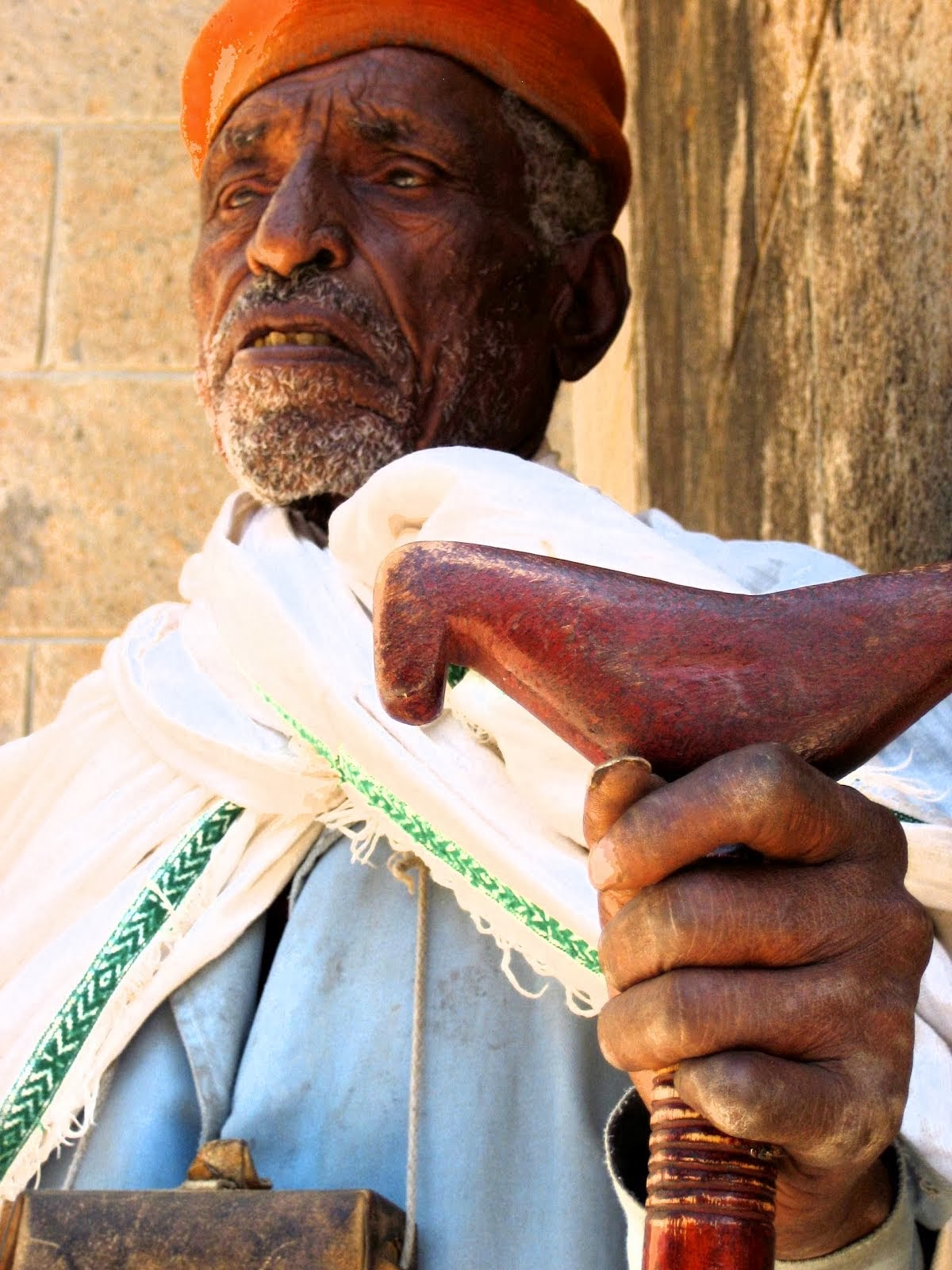 Blind Faith, Ethiopia 2006 by Karin Lisa Atkinson