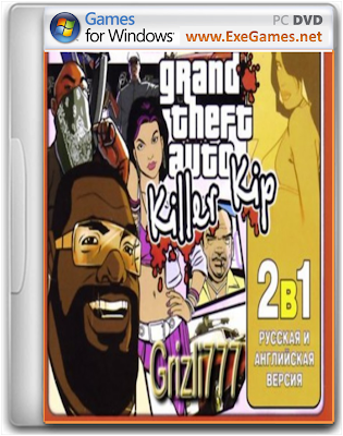 Download Free PC Game GTA Killer Kip Free Full Version