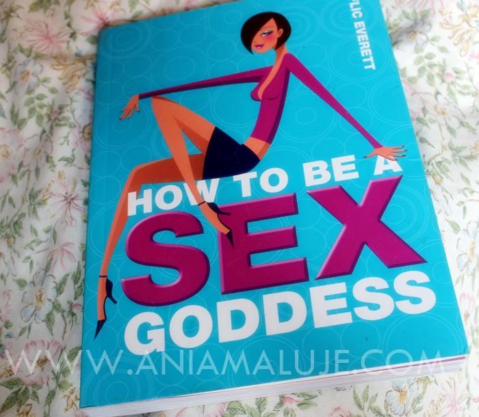 how to be a sex goddes book, praktyczna nauka angielskiego, jak czytać po angielsku, jak nauczyć sie angielskiego