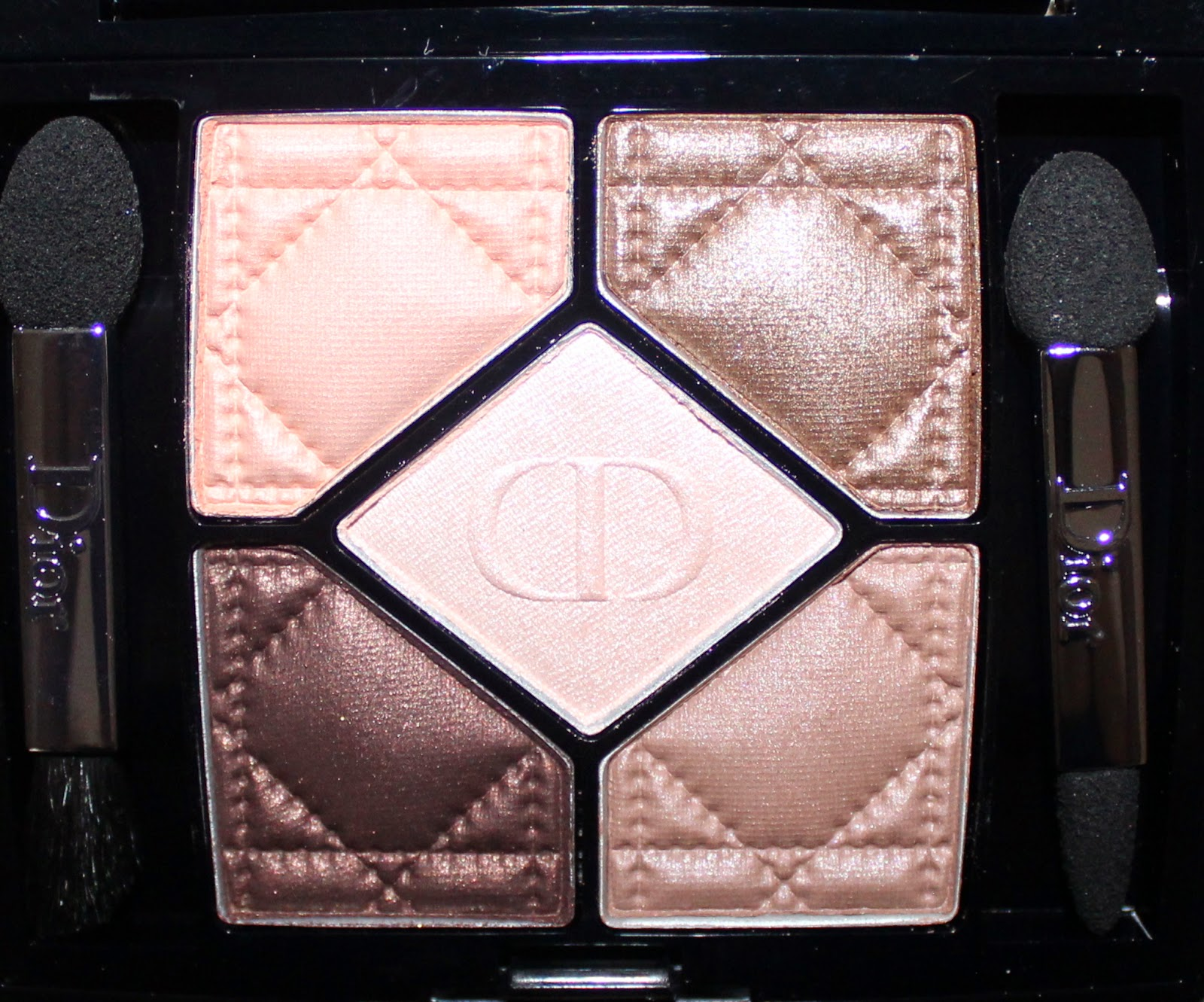 Dior 5 Couleurs Eyeshadow Palette in Ambre Nuit