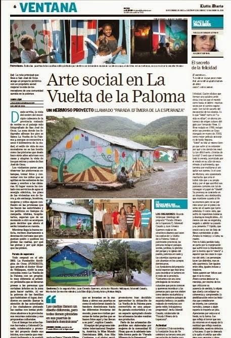Vuelta de la Paloma (Ocoa)