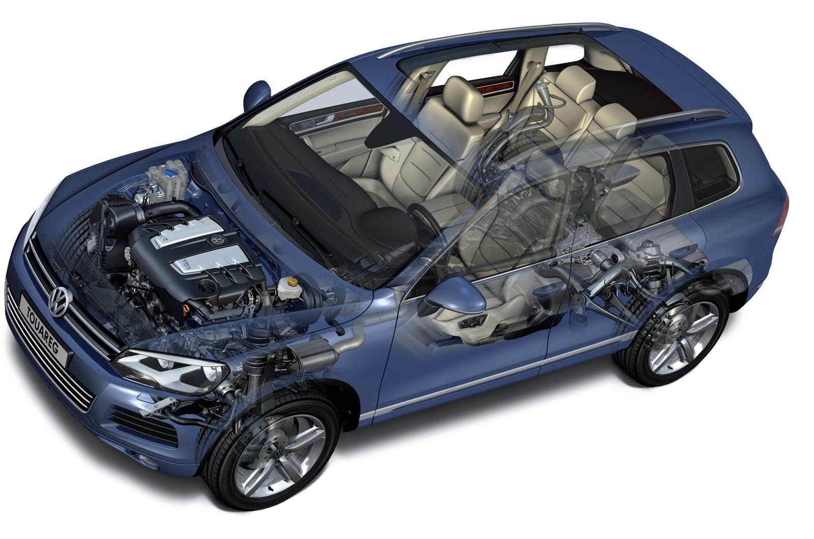 Volkswagen seven seat SUV