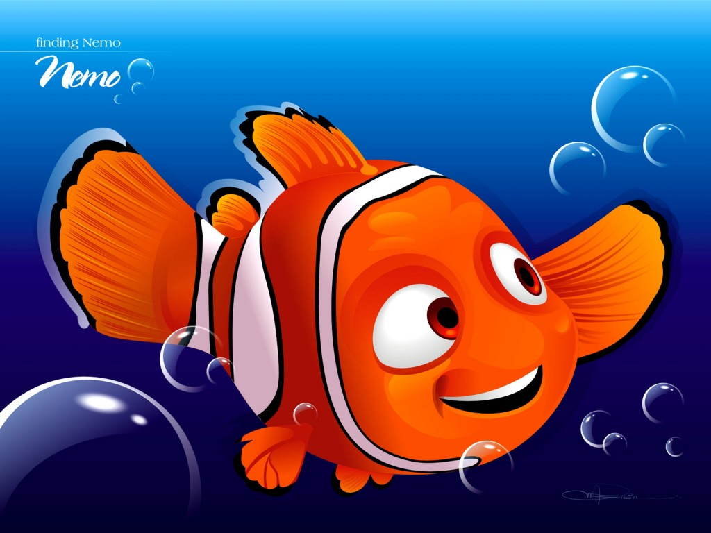Drawings Of The Film Finding Nemo Coloring Child Coloring