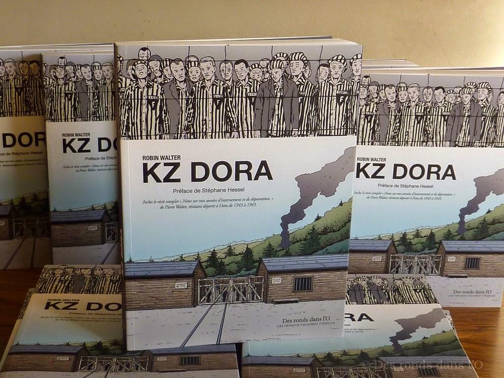 Lire la présentation de KZ Dora par Robin Walter sur le site de l'APHG (Association des Professeurs d'Histoire et de Géographie)