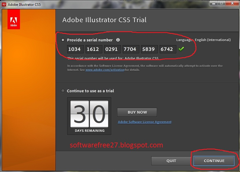 Free Download Software Adobe® Illustrator® CS5