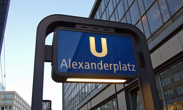 сеть берлинского метро