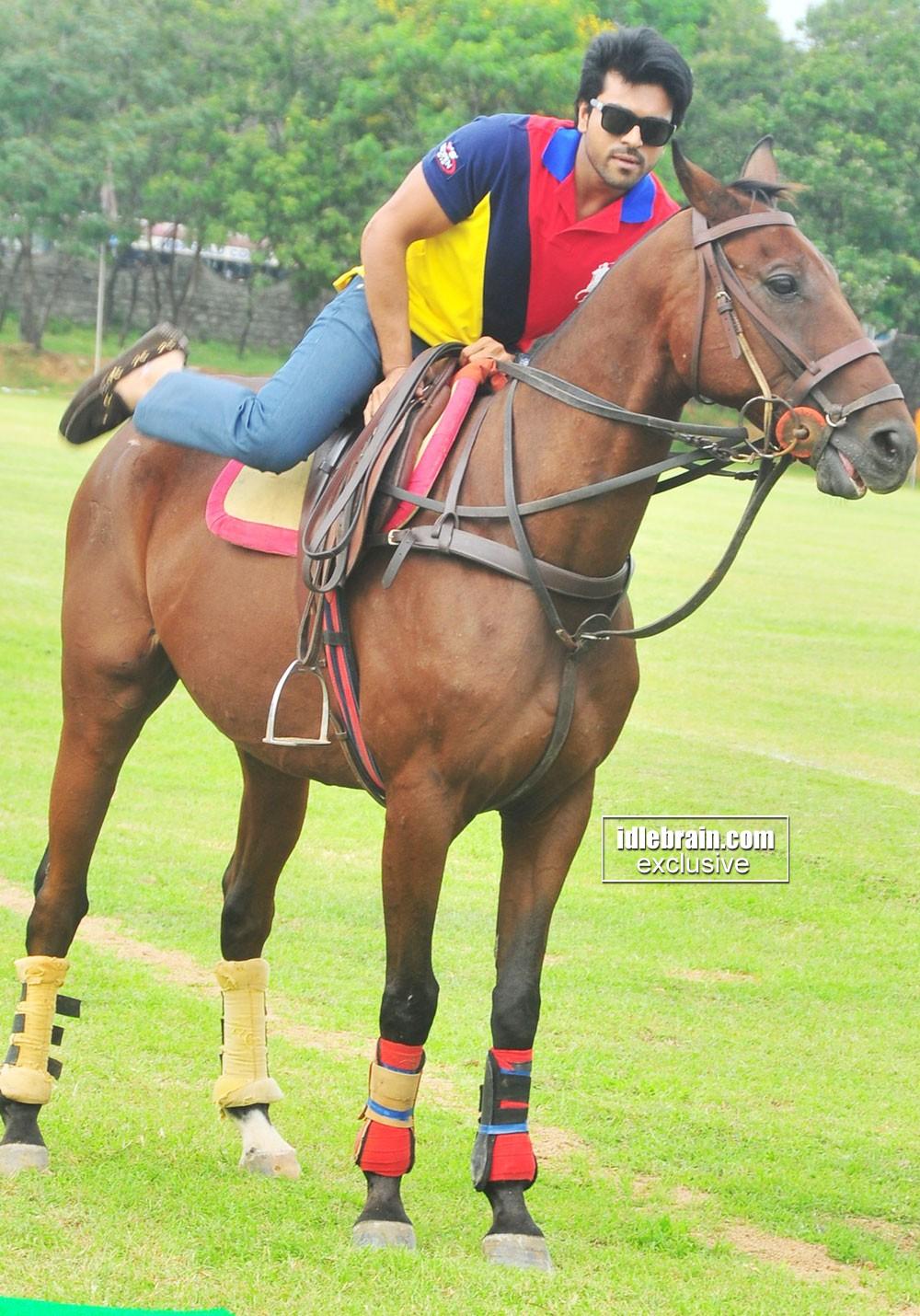 Ram Charan Horse
