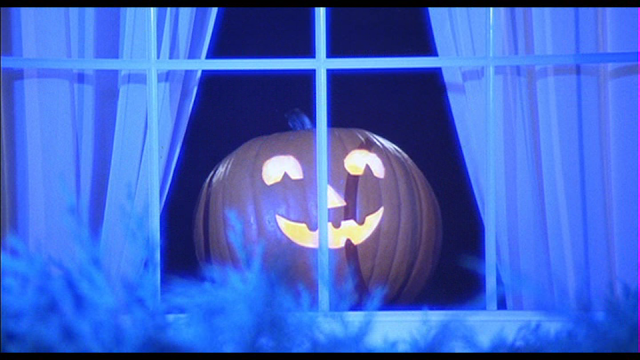 Jack o' lantern in CREEPSHOW (1982)