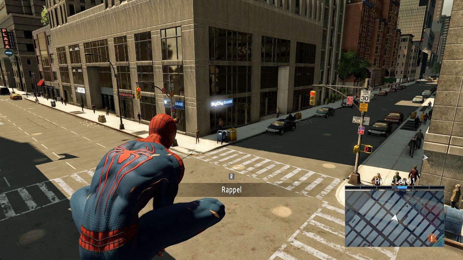 The Amazing Spiderman ...