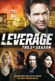 Leverage Temporada 2 Online