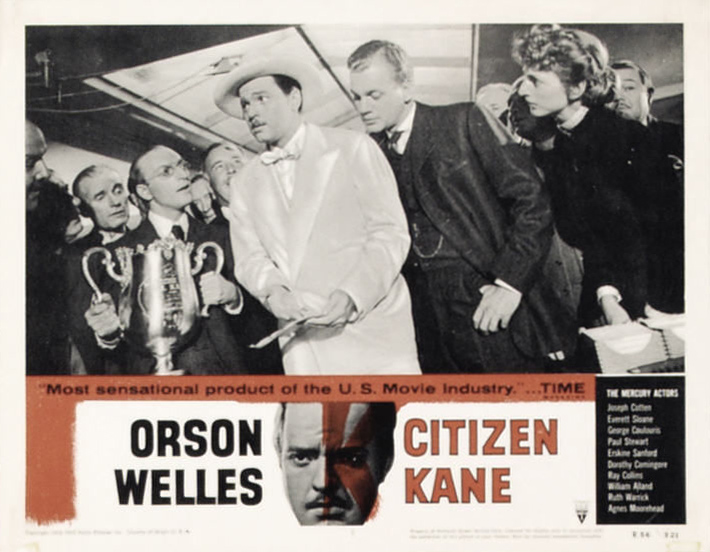 an analysis of themes used in citizen kane by dorson welles Read this essay on citizen kane analysis its theme is told from several perspectives by orson welles citizen kane explores this complexity through.