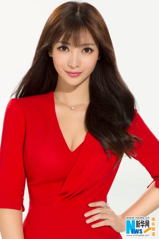 Actress Liu Yan   China Entertainment News