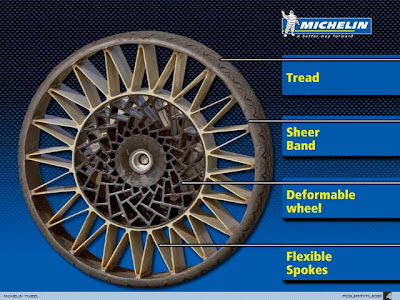 Michelin Un-Tires