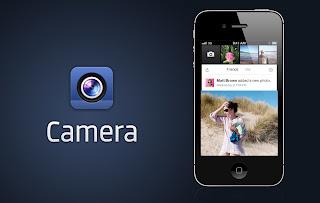 Facebook Camera aggiornamento