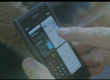 Nokia N9 Fast Browsing