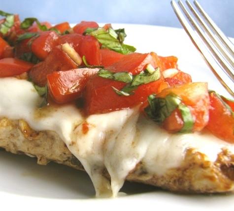 Balsamic, Garlic, And Basil Marinated Chicken Breasts Recipes ...