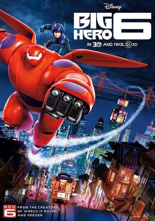 6 Grandes Héroes – DVDRIP LATINO