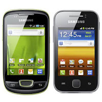 Which is better Samsung Galaxy Mini or Samsung Galaxy Y
