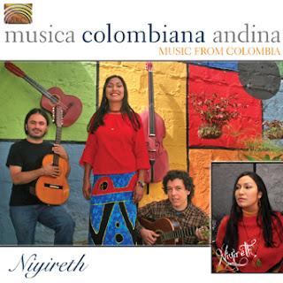 Niyireth Alarcon Música Colombiana Andina