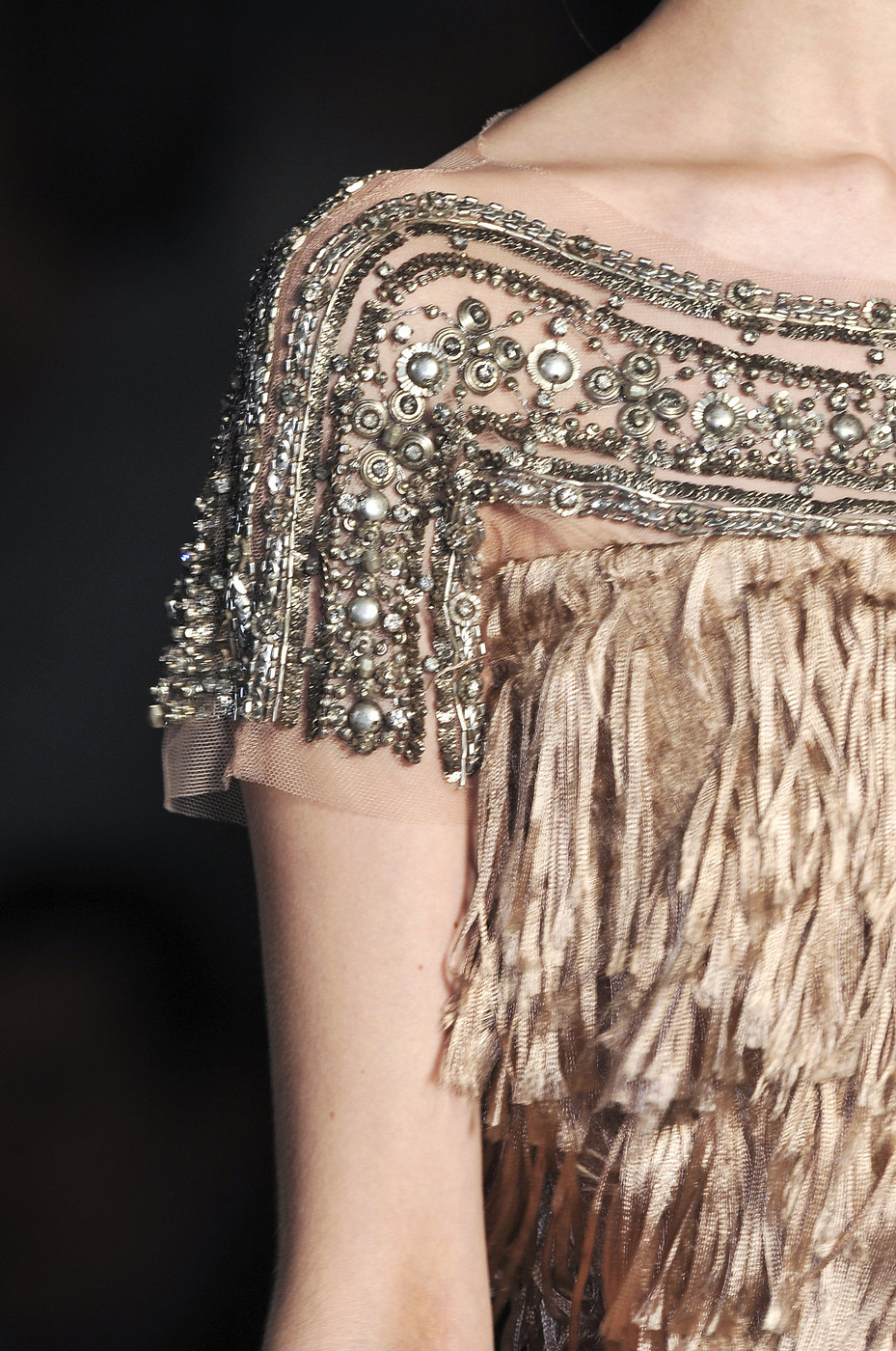 Alberta Ferretti Fall/Winter 2010