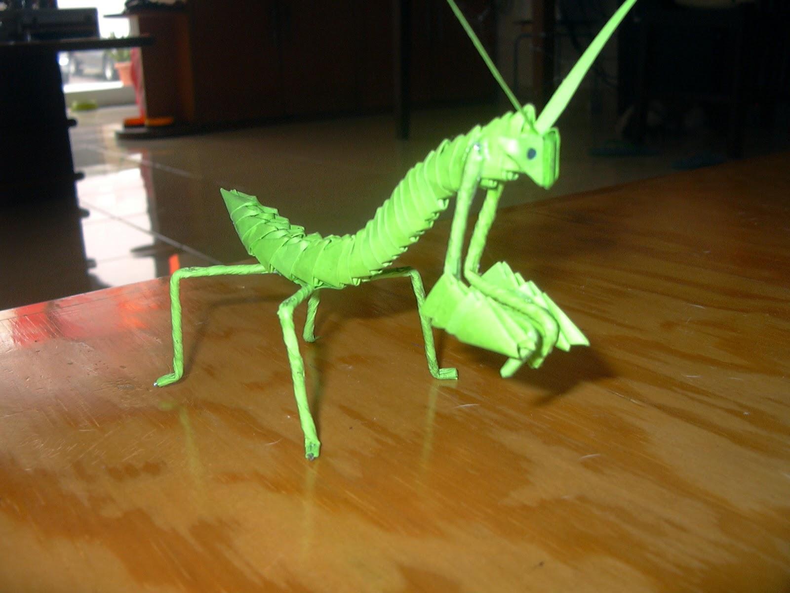 ICHANOKO 3D ORIGAMI INDONESIA: Model 3d origami - ANIMALS - photo#32