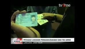 IDENTITAS ANGGOTA TNI YANG TERLIBAT NARKOBA 2015
