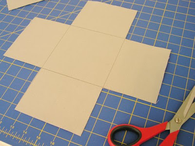 how to sew boxes