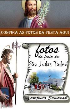 Fotos da Festa de São Judas Tadeu