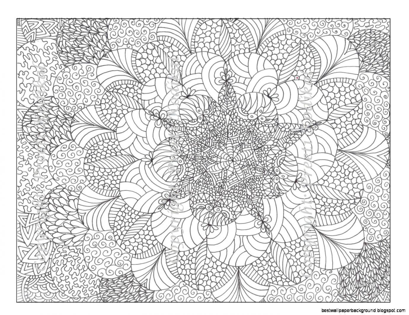Extra Hard Coloring Pages Coloring Pages