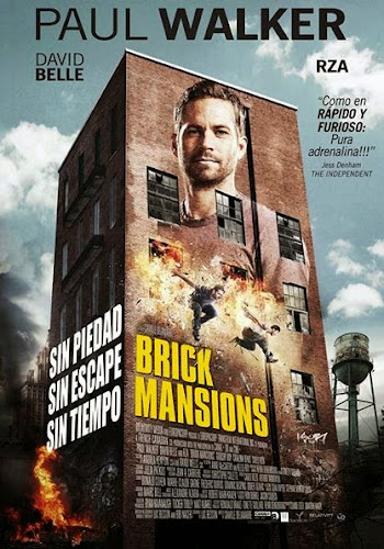 Brick Mansions (BRRip HD Castellano) (2014)