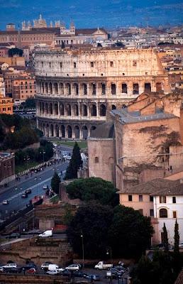 El Coliseo romano en la actualidad.  (Foto: www.chicosanchez.com)